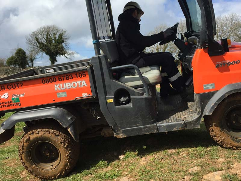 All Terrain Services - ATV Training