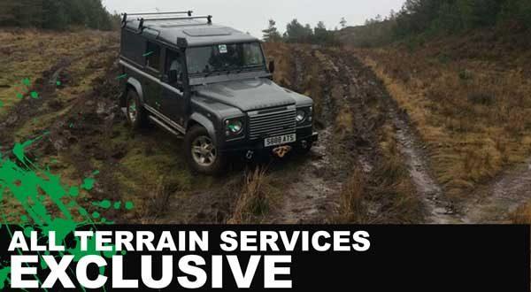 All Terrain Services - 4x4 Experiences