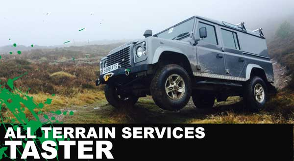 All Terrain Services - 4x4 Experiences